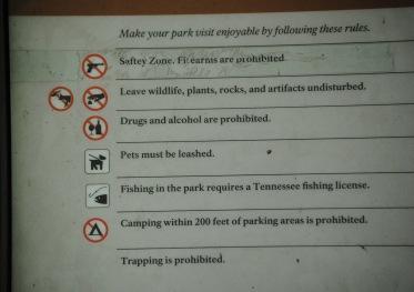 Park Rules