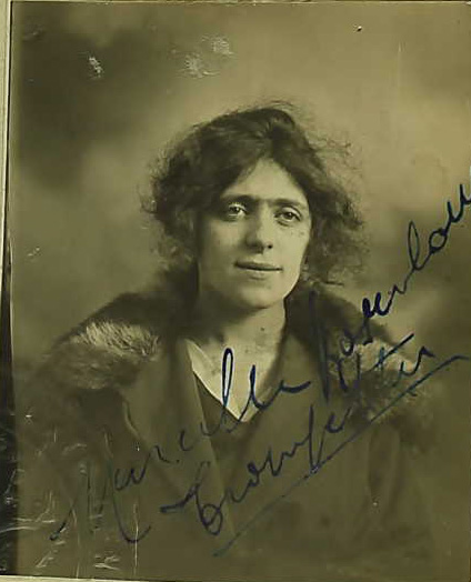 Rose Marcella (Rosenbaum) Trompetter
