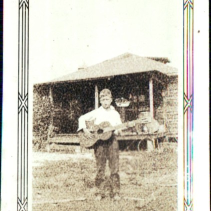 Henry Haywood Ford (12yrs)