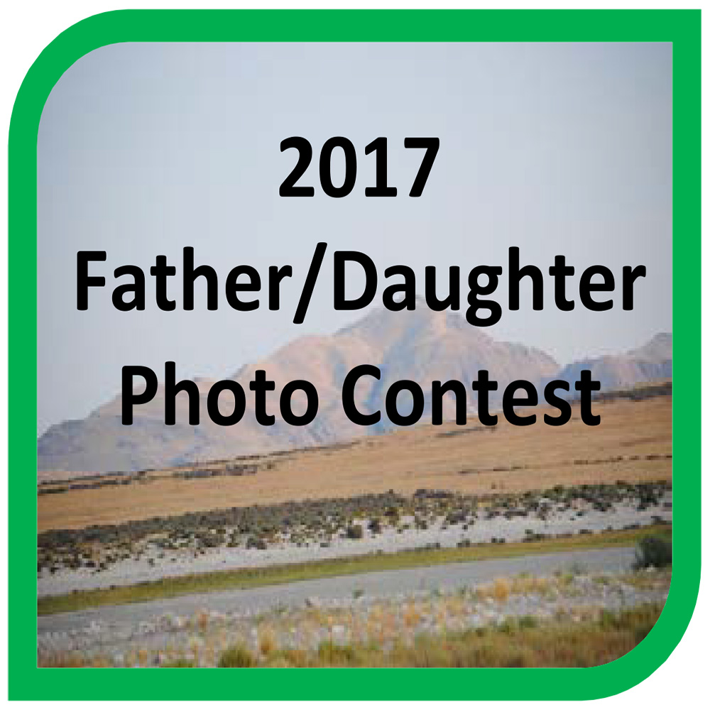 2017 Father/Daughter Photo Contest