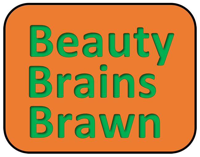 Beauty, Brains & Brawn: 3 B's ofManagement