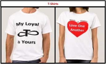 Word Press Image - T Shirts